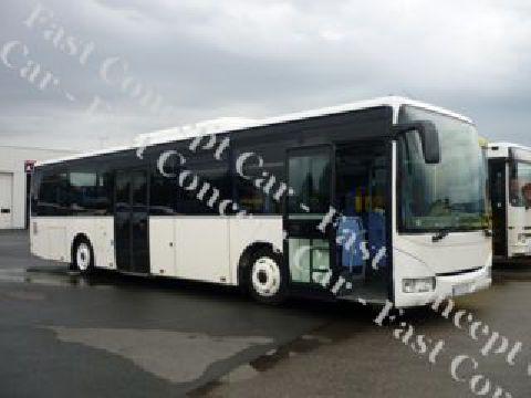 autocar mixte d occasion irisbus crossway le 12. Black Bedroom Furniture Sets. Home Design Ideas