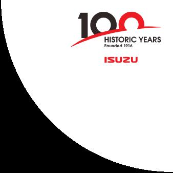 Isuzu 100 ans
